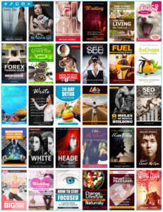 Kindle eBook Cover Graphics for sale