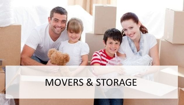 Movers & Storage Niche