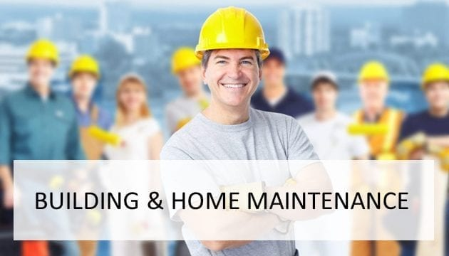 Building & Home Maintenance Niche
