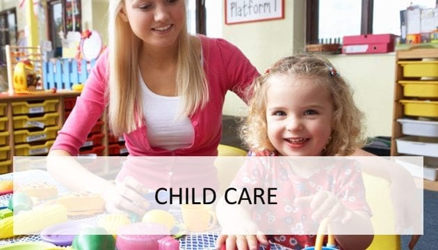 Child Care Niche